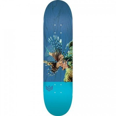"Deska Mini Logo Birch ""16"" 8.25"" 243 K20 Poison Lion Fish"