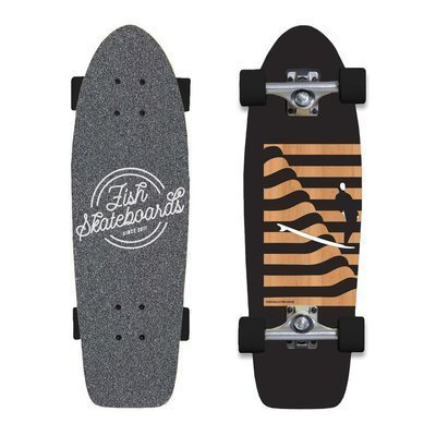 Deskorolka Fish Skateboards Cruiser Alaia