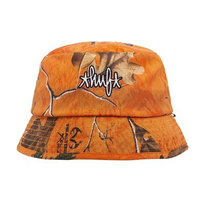 KAPELUSZ HUF Realtree bucket Orange
