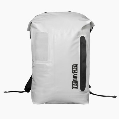 Plecak Fish Dry Pack City20 Light Grey