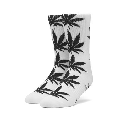 SKARPETY HUF ESSENTIALS PLANTLIFE WHITE