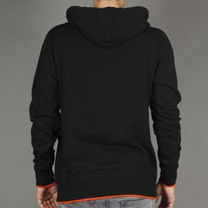 BLUZA FOURSTAR F14 SAN FRANCISCO HOOD BLACK