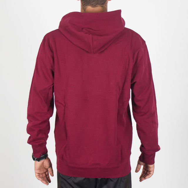 Bluza Carhartt Hood College Mulberry/Wht