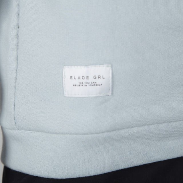 Bluza Elade Crew Grl Icon Chenille Powder Blue