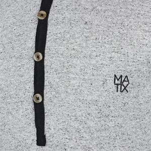 Bluza MATIX S15 Leisure Charcoal
