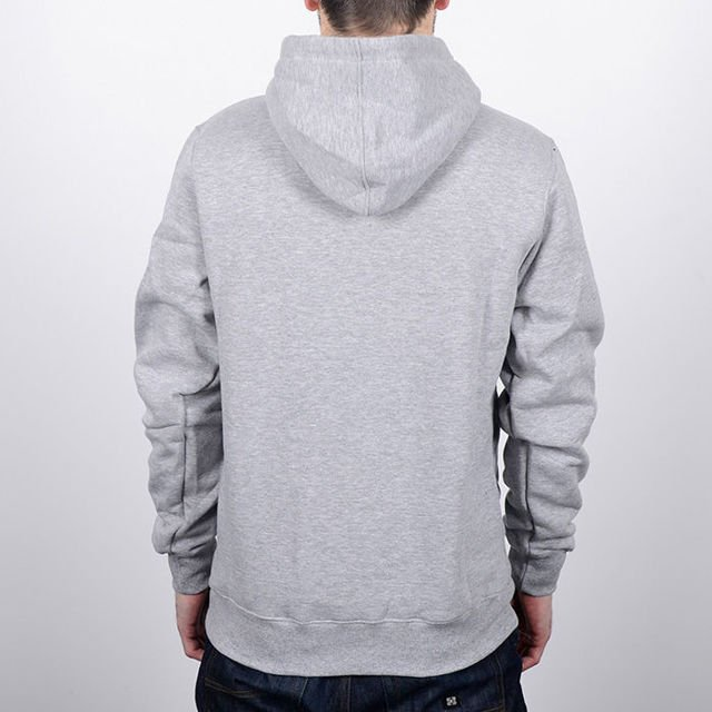 Bluza Mass hoody ss18 Baseight/heath/grey