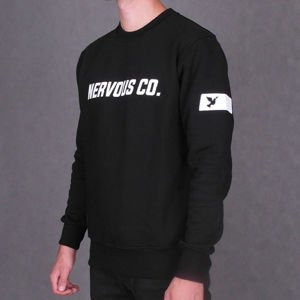 Bluza Nervous Crew Fa16 CO blk