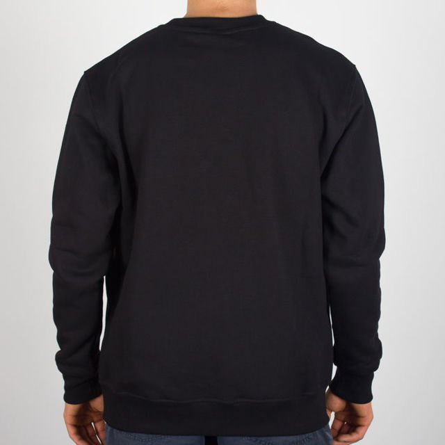 Bluza Nervous Crew Fa18 Icon Blk
