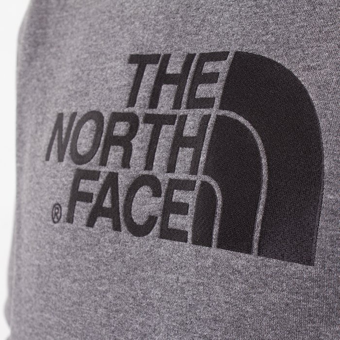 Bluza męska The North Face Crew Drew Peak grey heather