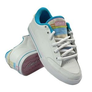 Buty C1rca 50Womens Sp10 White/Blue Plaid