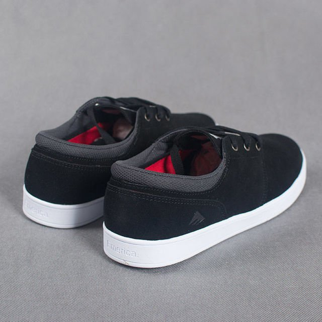 Buty Emerica sp17 The Figueroa blk/wht/wht