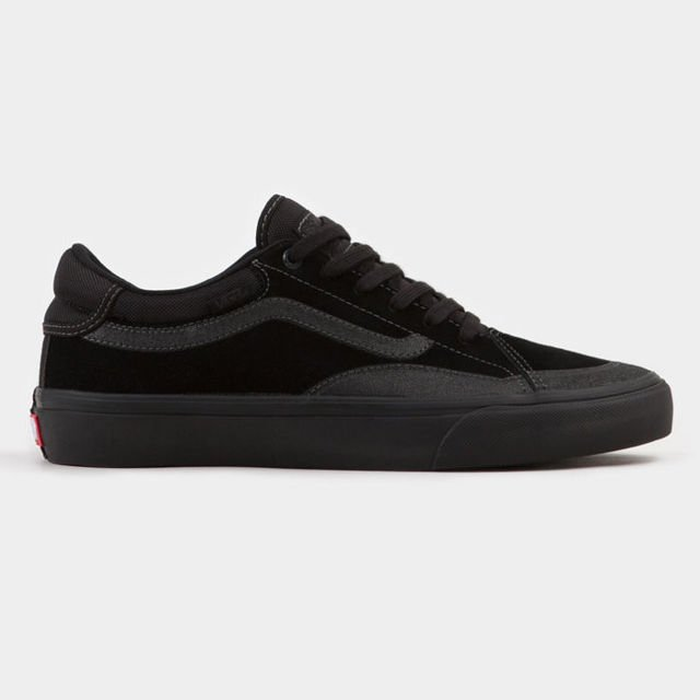 Buty Vans Tnt Advanced Pro Blackout
