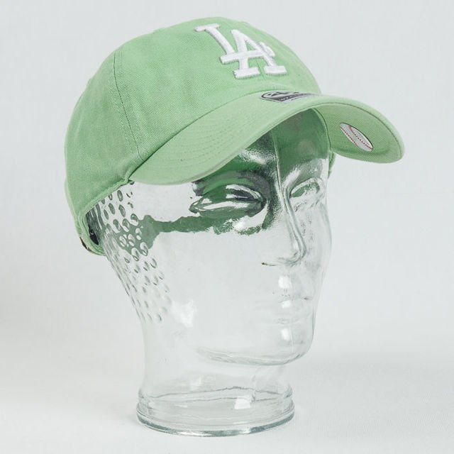 Czapka 47 Brand Los Angeles Dodgers Clean Up Hemlock