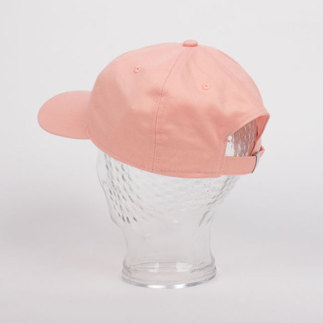 Czapka Fila Dad Linear Strap Back Salmon