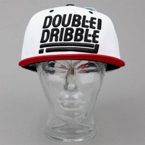 Czapka NEFF F13 Double Dribble White