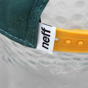 Czapka NEFF F13 Neffletics Green