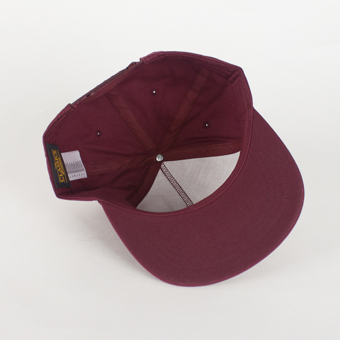 Czapka Nervous Unstructed SS19 Flame Maroon