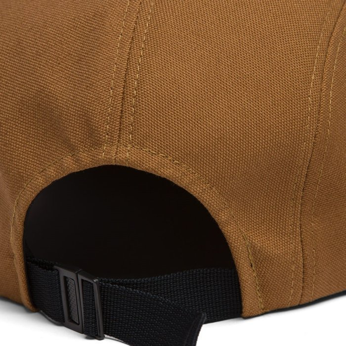 Czapka z daszkiem Carhartt WIP 5Panel Backley Cap hamilton brown