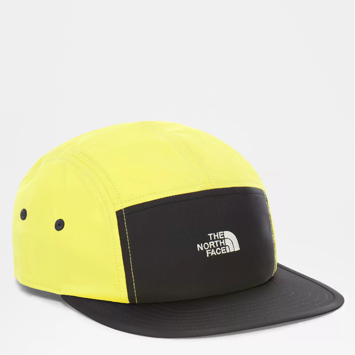 Czapka z daszkiem The North Face 5Panel Street lemon