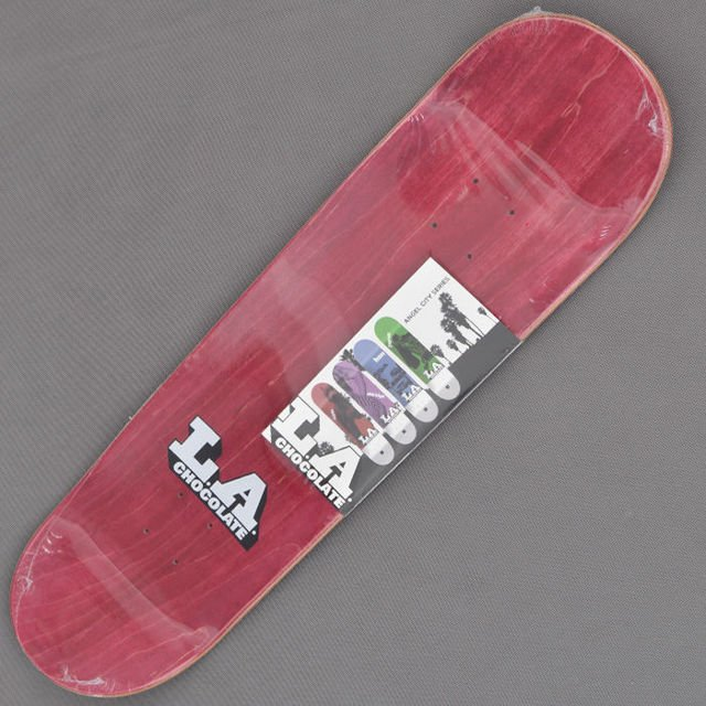 Deck Chocolate Eldrige Angel City 8,25""