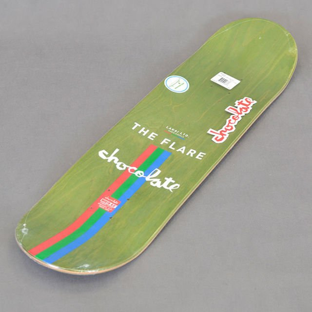 Deck Chocolate Tershy The Flare 8,5
