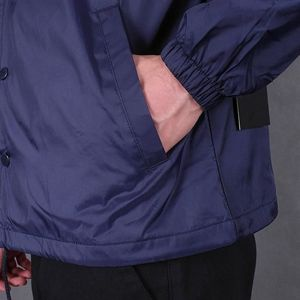 KURTKA INDEPENDENT SUBDUE WINDOWBREAKER LT NAVY