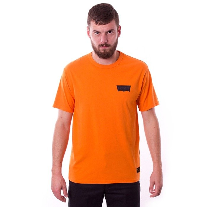 Koszulka męska Levi's® Skateboarding Skate Graphic orange
