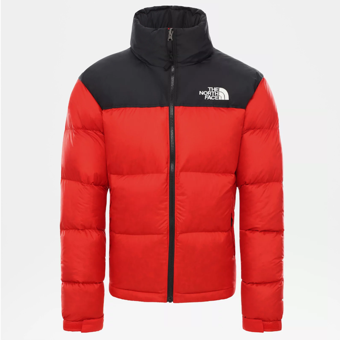 Kurtka zimowa The North Face 1996 Retro Nuptse fiery red (NF0A3C8D15Q1)