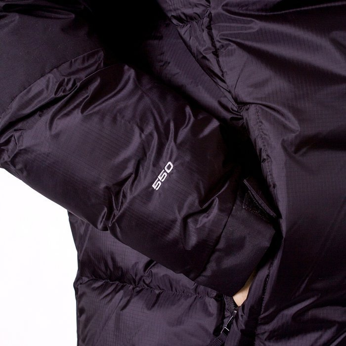 Kurtka zimowa męska The North Face Original Himalayan Windstopper® Down black (NF0A3L2LJK31)