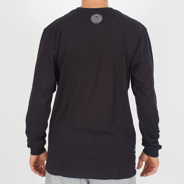Longsleeve Mass Denim FA18 Perfect Storm black