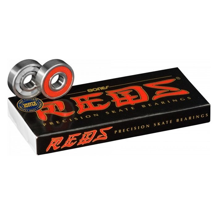 Łożyska Bones® Bearings Reds® black box