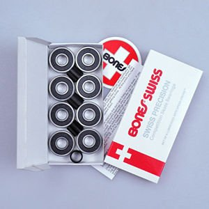 Łożyska Bones® Bearings Swiss Precision