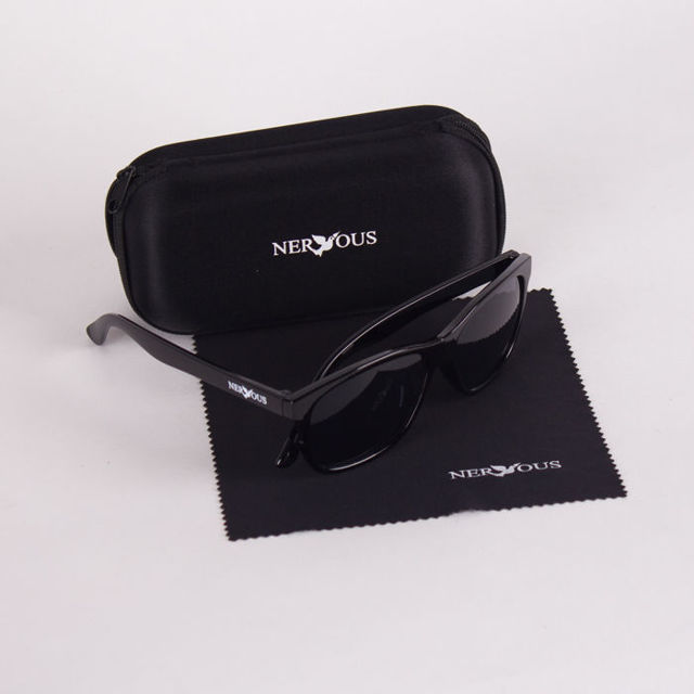 Okulary Nervous Classic Black