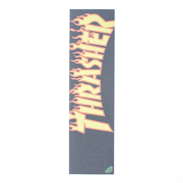 Papier Mob Grip Thrasher Flame Ylw/Orng