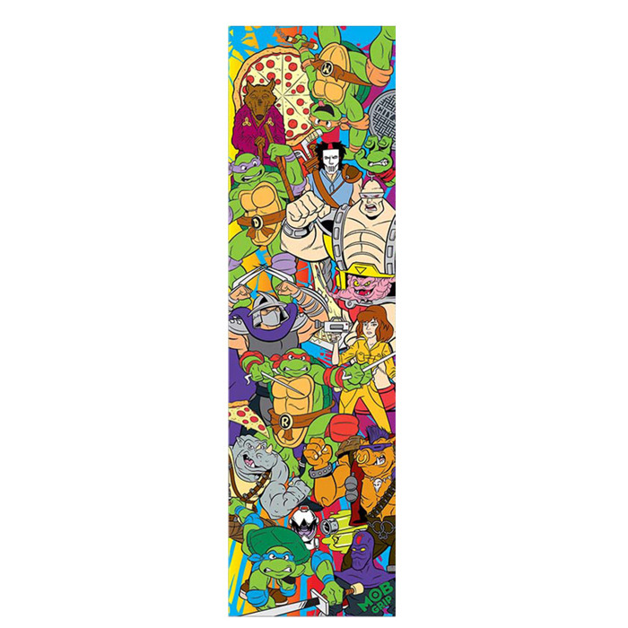 Papier Mob Grip Turtles Sticker TMNT Crew