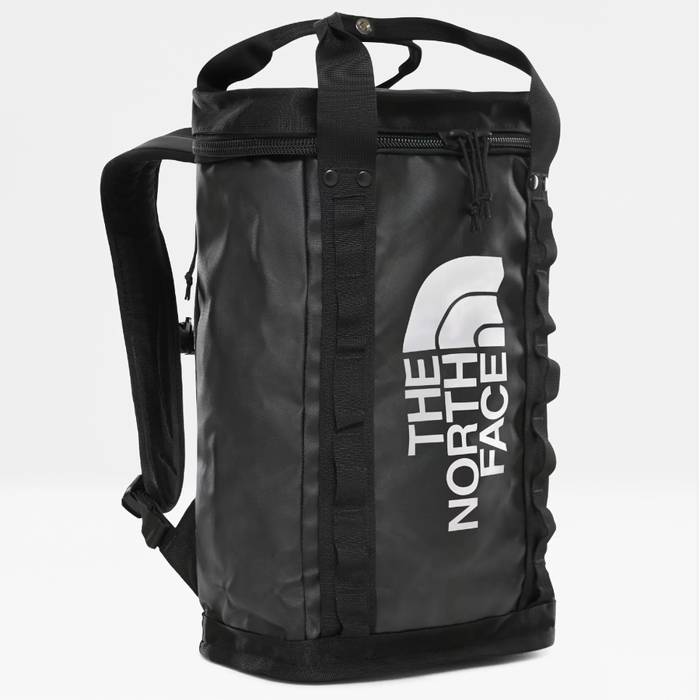Plecak The North Face Explore Fusebox tnf black / tnf white