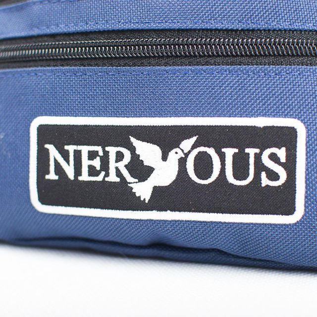 Saszetka Nervous Su18 Patch Navy