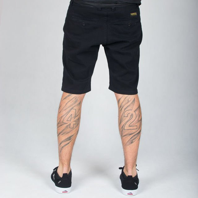 Szorty Turbokolor ss18 chino black