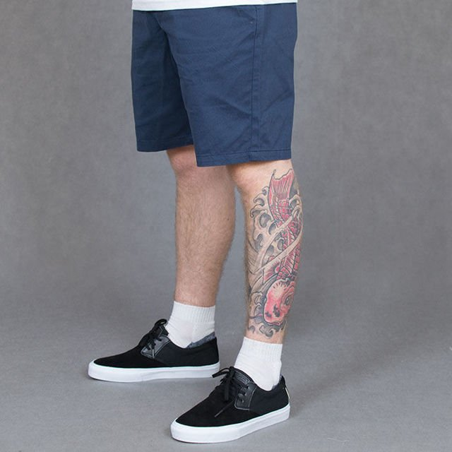Szorty Vans ss17 authentic 2 dress blu