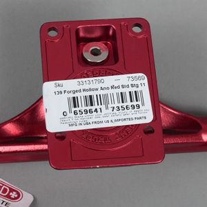 TRUCKI INDEPENDENT F15 STG 11 FORGED HOLLOW ANO RED STD 139
